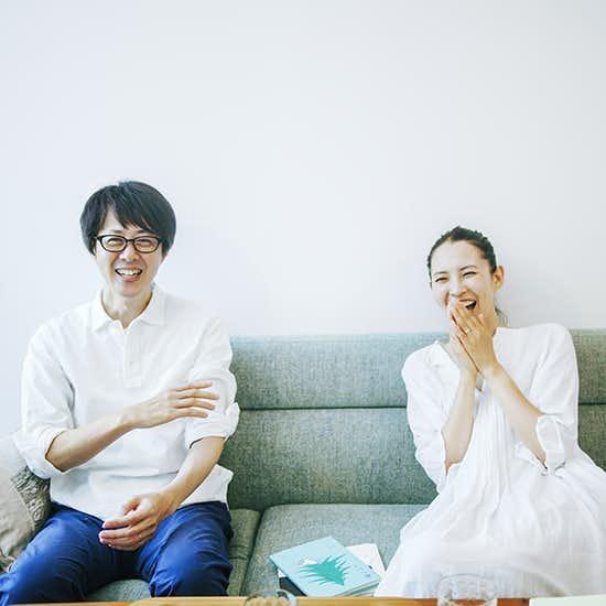 【フィットする暮らし】浜島直子さん 第3話:仕事も、出産も、私たちらしく。そして『しろ』が生まれた。