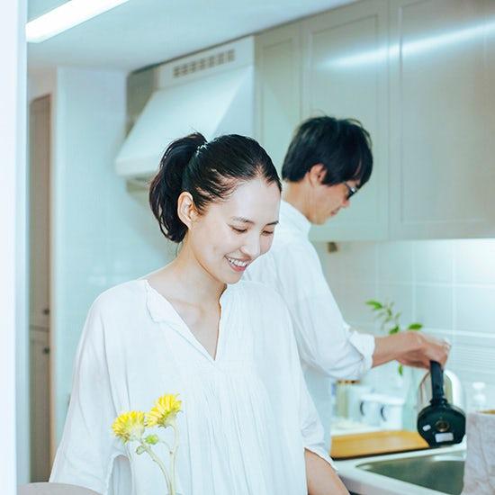 【フィットする暮らし】浜島直子さん 第2話:本当に好きなものを集めた家づくり。