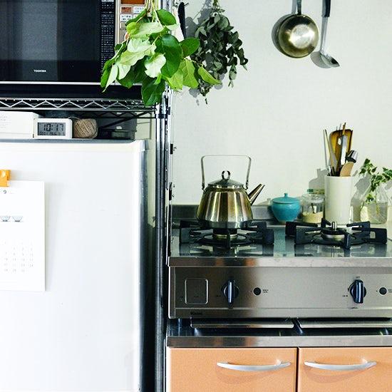 【BRAND NOTE】後編:賃貸でも「キッチンづくり」をあきらめたくない…。ガステーブルを替えたスタッフ宅を訪問!