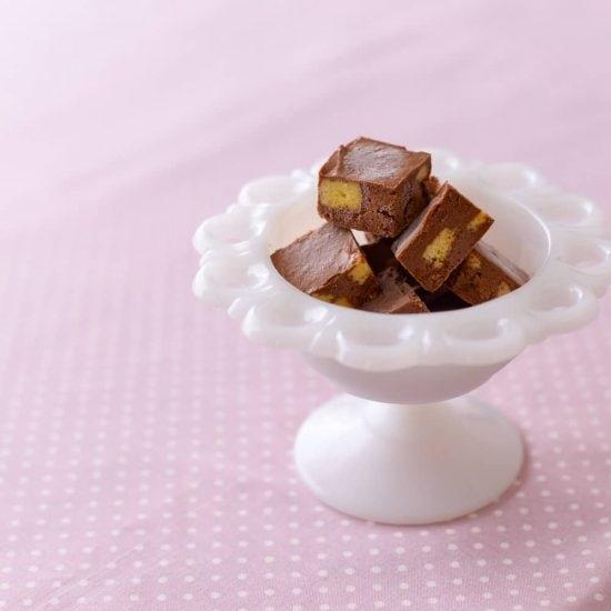 【料理家さんの定番おやつ】アイス?ケーキ?不思議な食感、クッキー&クリーム