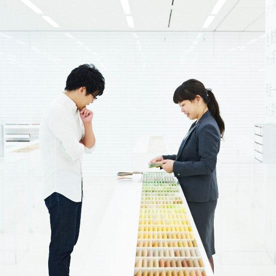 【気持ちが伝わる「紙」の楽しみ】第3話:プロがいるお店で「まだ見ぬ紙と、紙の可能性」に出会ってみる。