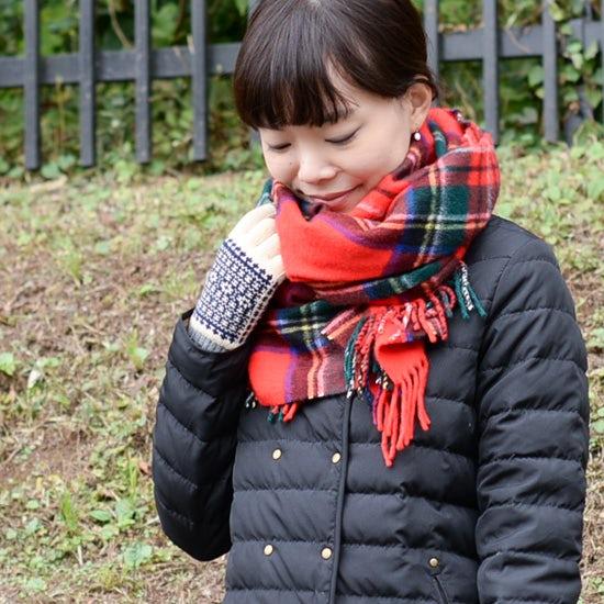 【冬じたく特集】第2話:あったかコートを着て、冬のお出かけを楽しもう