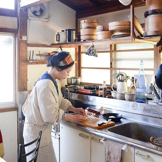 【ご機嫌をつくるモノ】おいしい和食生活を作る、3つのキッチン道具。
