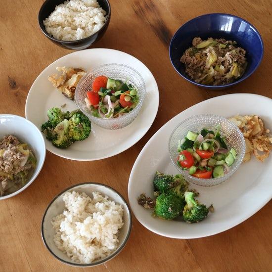 【クラシコムの社員食堂】春に向けて「身体を起こす」がテーマの社食メニューです。
