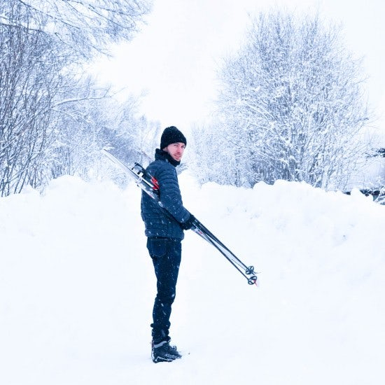 【ノルウェー日記】郷にいれば、郷にしたがえということで、スキーをはじめました。