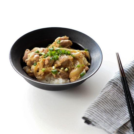 簡単 親子 丼 レンジで簡単時短おかず。親子丼