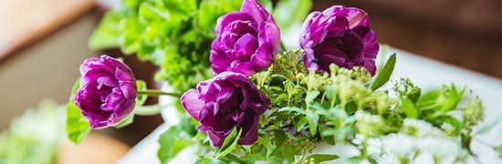 お花と暮らそう、春