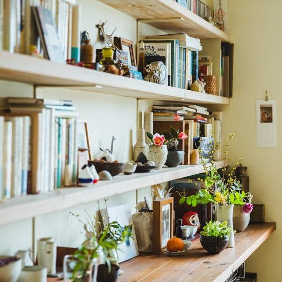 【花と暮らそう、春】第5話:置く場所によってイメージが変わる?お花と部屋の良い関係