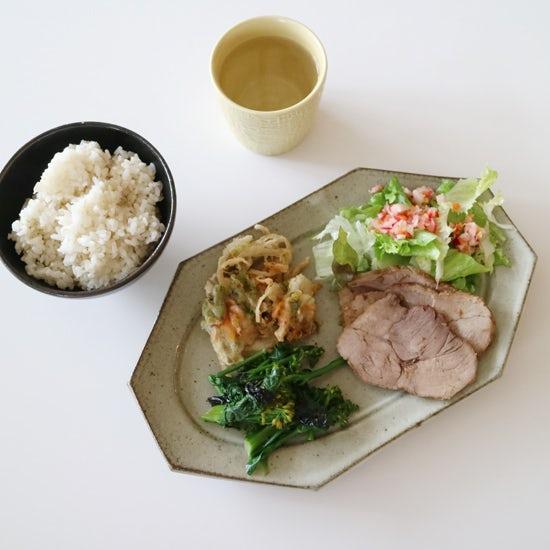 【クラシコムの社員食堂】名残りの野菜と旬の野菜を味わう社食でした!