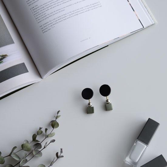 【新商品】京都のつくり手piiiの大きめイヤリング&ピアス。しっくり似合う理由を取材しました。