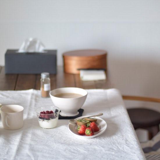 【朝の過ごし方】1日の食事は朝決める?今の自分の体と向き合う、朝の習慣(itomoeさん)