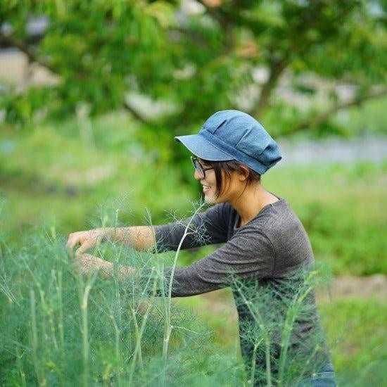 【ただいま収穫中!】マーケティング職から農家への転身。26歳の女性農家さんを訪ねました。