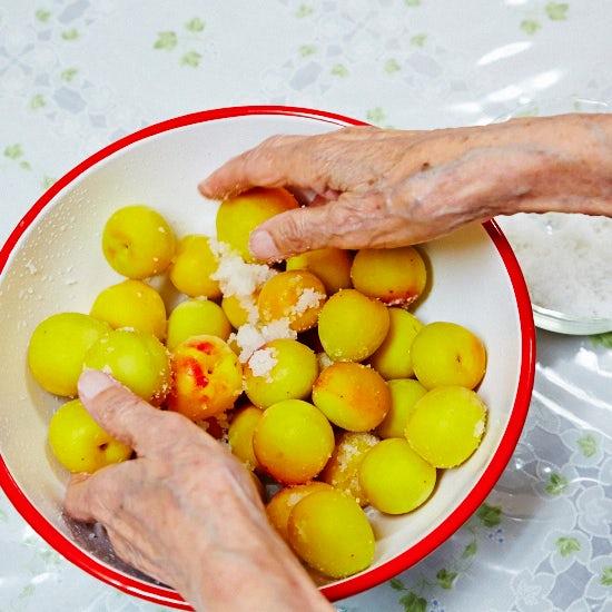 【梅があれば大丈夫】第2話:手軽で場所いらず!ジップロックで作る梅干しレシピ