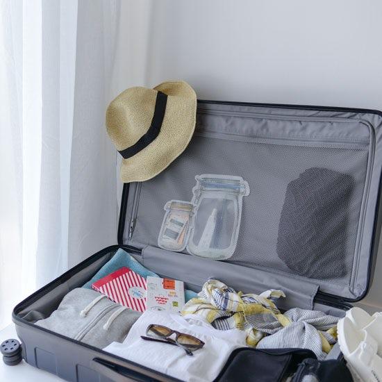 【かわいく賢い、夏旅。】第1話:旅のあとも使えるものだけ!かわいくスッキリ、パッキング術