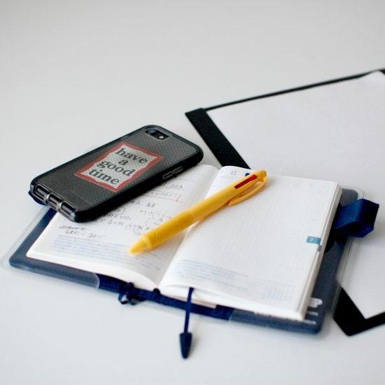【23時の、僕とおやつ】手帳?メモ帳?iPhone?自分の考えをまとめる為のツールを見直してみました。