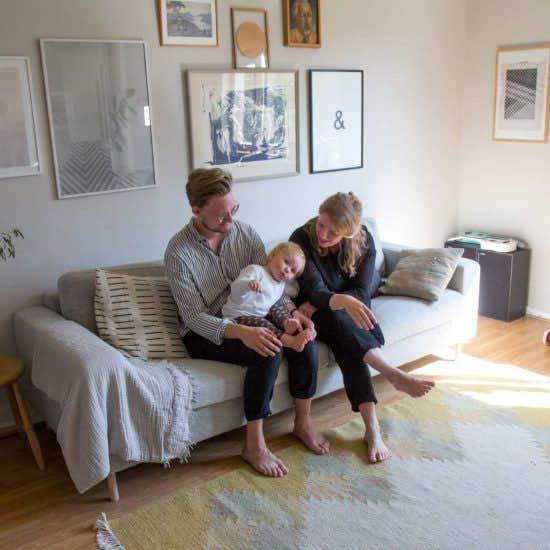 【Fikaにお邪魔しました】第1話:築70年以上のアパートが建ちならぶ、ストックホルム郊外へ