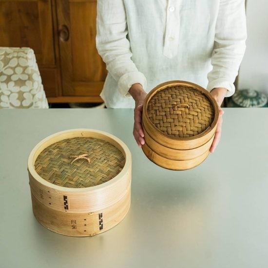 【蒸篭のホントのところ】第2話:固くなったパンもよみがえる?料理家さんに教わる、蒸篭の良さと選び方。