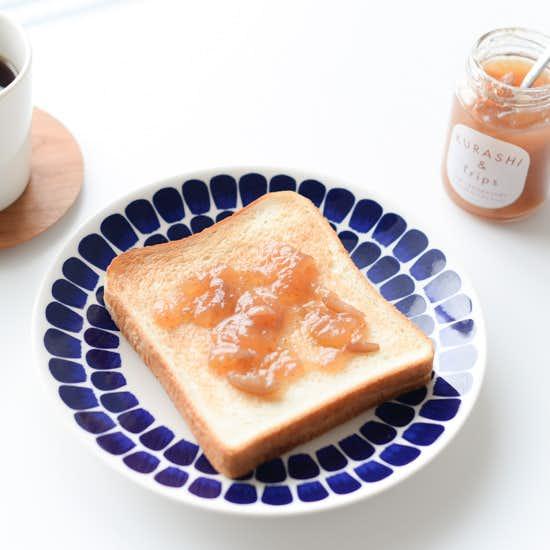 【ジャム販売】季節限定「いちじくとアーモンドのジャム」が美味しくできあがりました。