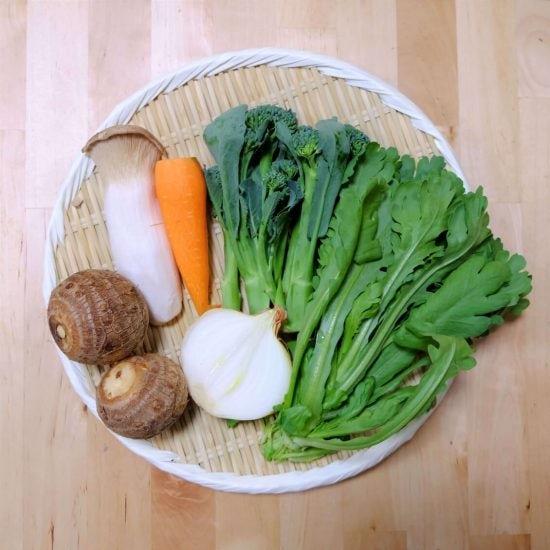 【ただいま収穫中!】宅配野菜をおいしく5日間で使い切り♪二人暮らしの冬の献立のコツは?