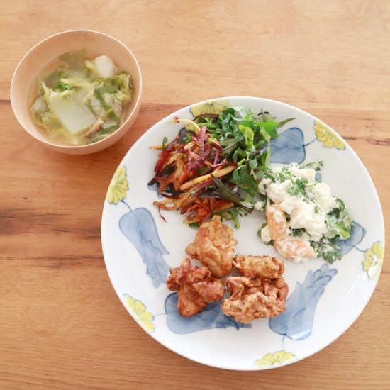 【クラシコムの社員食堂】なんとなくお正月、のようなメニューの社食でした!