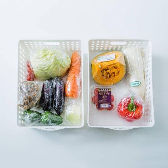 【サイクル上手の冷蔵庫】第3話:新鮮なうちに野菜を食べきれる!野菜室の収納