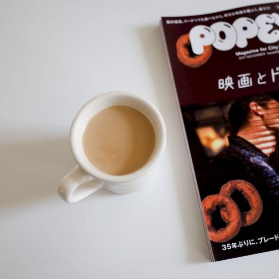 【僕のおやつ日記】おやつの相棒、「コーヒー」が好きです。