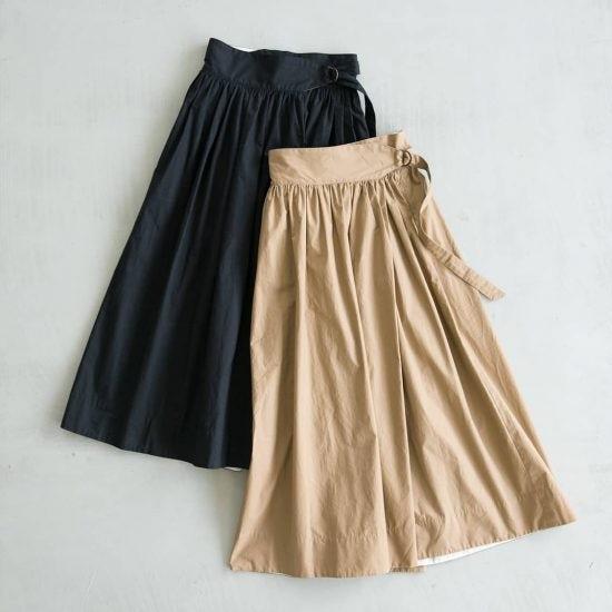【新商品】パンツとスカートのいいとこ取り!たっぷりギャザーできれいなシルエットのワイドパンツがSoi-eから新登場です!