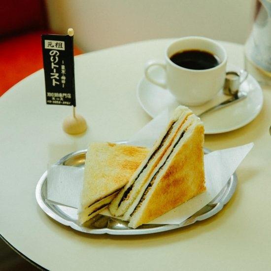 【木曜日になったら、純喫茶】元祖「のりトースト」と兄弟マスター。喫茶好きのきっかけは、この一軒との出会い