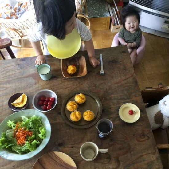 【わが家の朝支度】出来ないことを反省するより、出来ることを楽しむ朝(橘コーヒー店主・橘かおるさん)