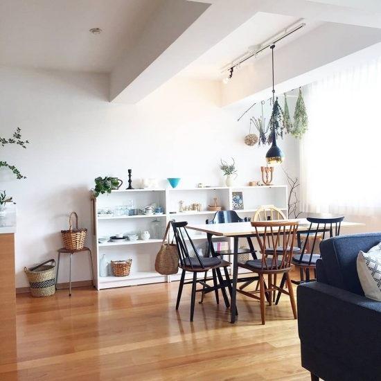 【店長コラム】大好きなインテリア。家具の配置やコーディネートはどんなふうに考えている?