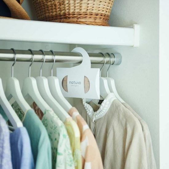 【BRAND NOTE】洋服ケアは、未来の自分への小さな気配り。クローゼットを心地よく保つには