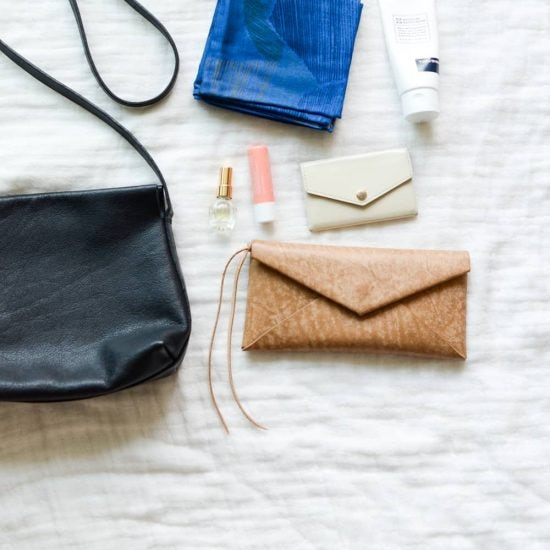 【スタッフの愛用品】手にするたびに愛着が増す、理想の長財布。