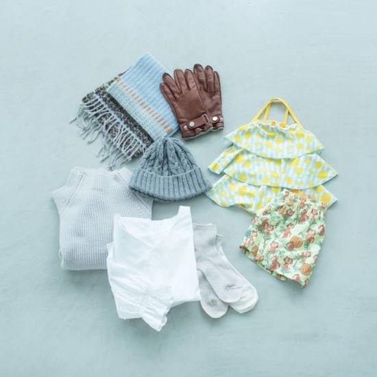 【衣替えの基本】04:春と秋の衣替えシーズンで意識するポイントは?