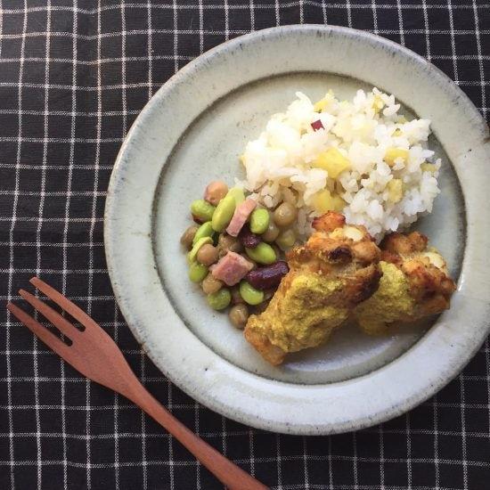 【クラシコムの社員食堂】煮物がおいしい季節到来。秋のお惣菜プレートで夜ごはん