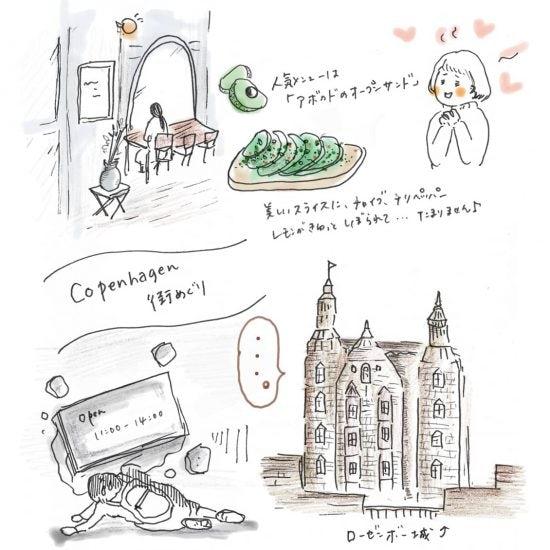 【35歳ヨーロッパひとり旅】第6話:観光名所が閉まってる?!オフシーズンの罠にハマった、コペンハーゲン街歩き。