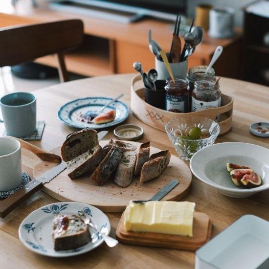 【クラシコムmovie】お気に入りの「パン道具」と過ごす土曜の朝。