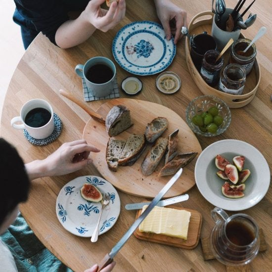 【パンのある朝じかん】前編:お気に入りの「パン道具」がある、土曜朝の過ごしかた。