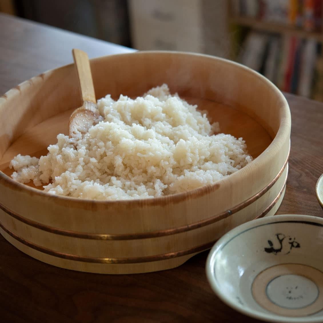 の 作り方 飯 酢