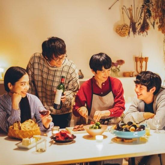 【新作公開中!】『青葉家のテーブル』第3話、本日からはじまりました!