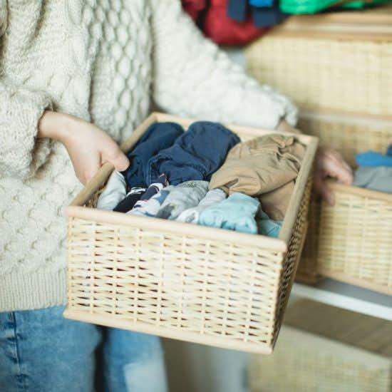 【子供部屋づくり】子供がひとりで支度しやすい! クローゼット収納のアイデア