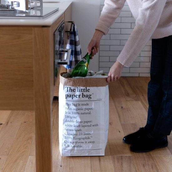 【ゴミ箱の悩み解消】あふれる缶・ビンなどの、資源ごみをすっきり分別するアイデア