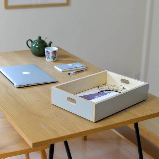 【スタッフの愛用品】小さな家具がわり!LINDEN BOXで部屋の気になる場所を、プチ解決してみたら。