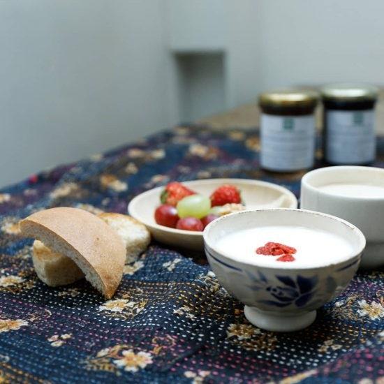 【わが家の朝支度】ストックを使って栄養ある朝ごはんに!気持ちも体も健やかにする朝支度(BROCANTE・松田尚美さん)