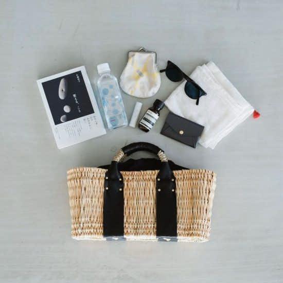 【Buyer's Selection】今年の夏は、かごバッグと一緒に! スタッフたちの3つの使い方