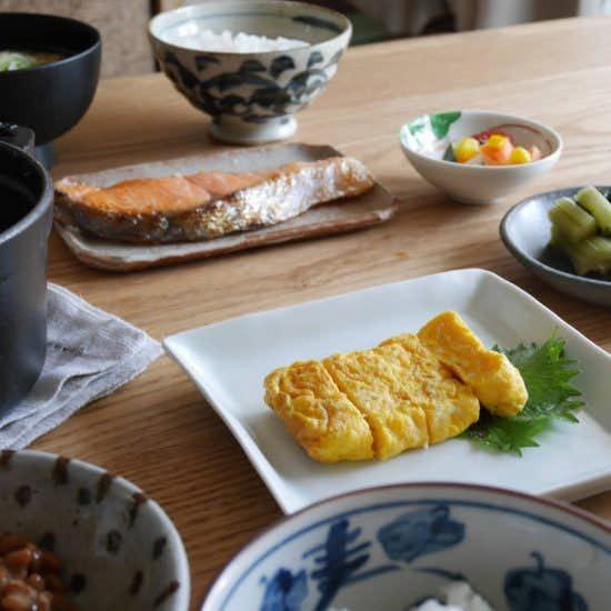 【スタッフの愛用品】卵1個で作れるお手軽サイズがお気に入り。「卵焼きフライパン(角小)」