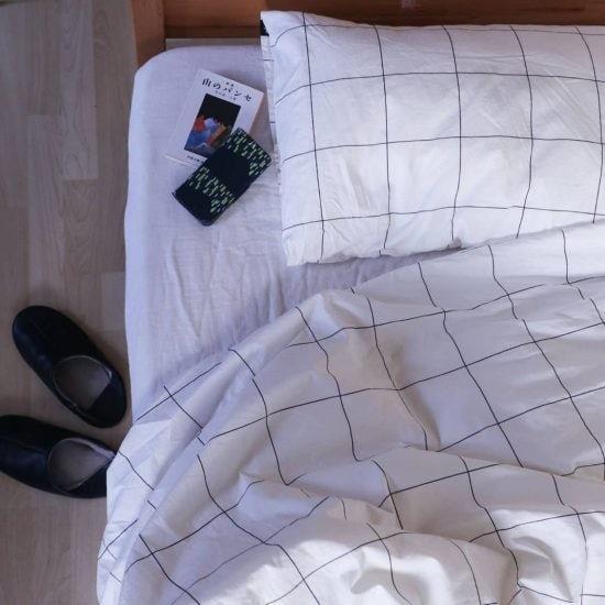 【スタッフの愛用品】ちょっと諦めていた、ベッドルームのインテリア事情