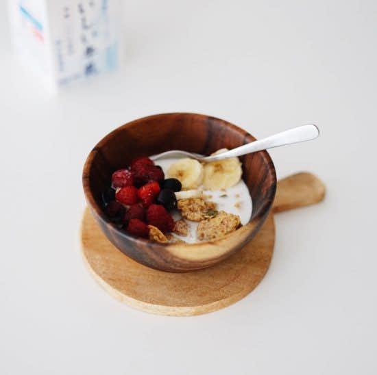 【僕のおやつ日記】朝食からおやつまで!グラノーラのおいしい食べ方。
