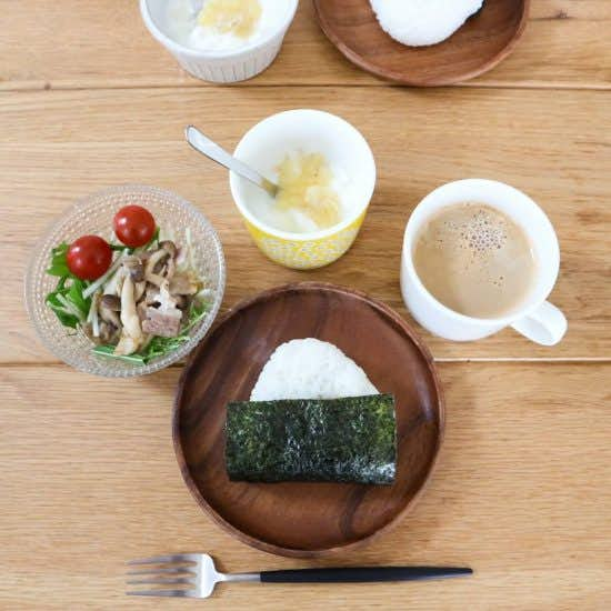 【わが家の朝支度】朝ごはんをパターン化してスムーズに。 ご機嫌でいるために効率よく動く、朝じかん(sayaさん)