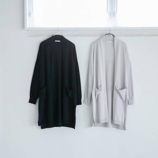 【着用レビュー】当店オリジナル「UVカット ロングカーディガン」を、2名のスタッフが着てみました。