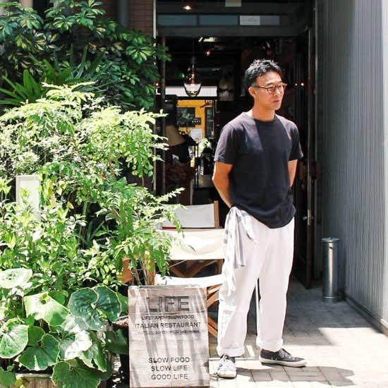 【うんともすんとも日和】第3弾!「LIFE」オーナーシェフ・相場正一郎さんに密着しました。